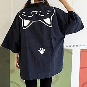 cat cardigan women