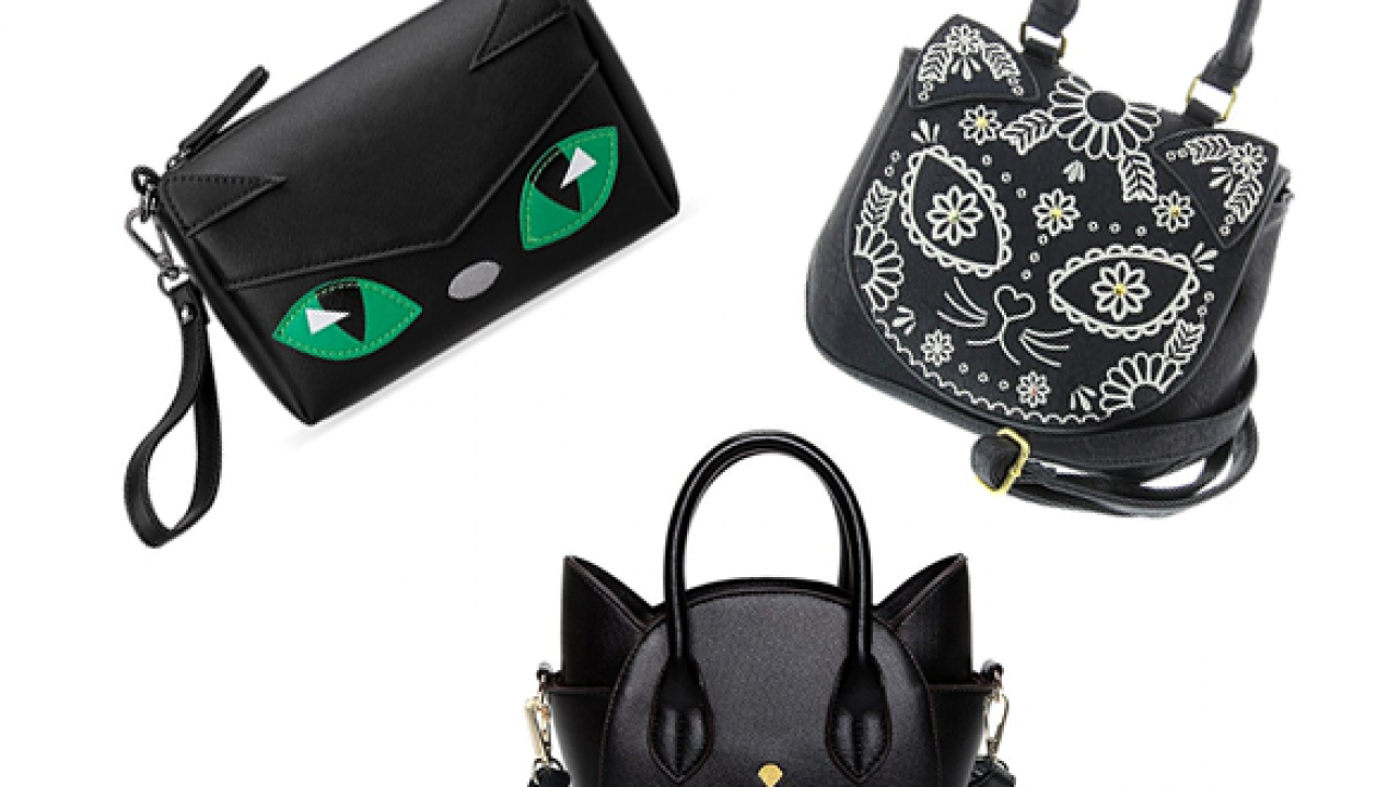 4965ab3b768 12 Black Cat Purses You Can Wear With Anything! – Meow As Fluff