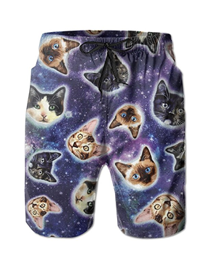 874c560611 18 Pairs Of Kitty Boardshorts For Cat Dads! – Meow As Fluff