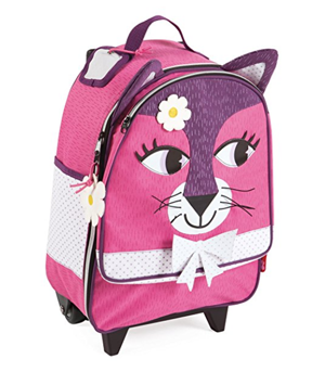 cat luggage suitcases duffel bags