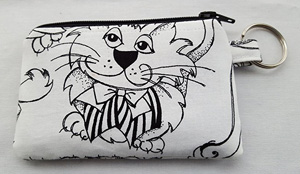 cat coin purses