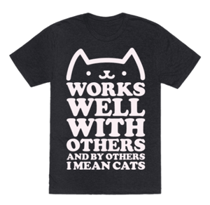 tshirts tank tops black cats
