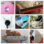 diy cat beds feature