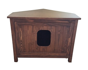 Cool Cabinets Furniture To Conceal Your Cat S Litter Box Meow