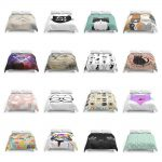 cat comforters feature