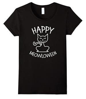 Halloween cat tshirts
