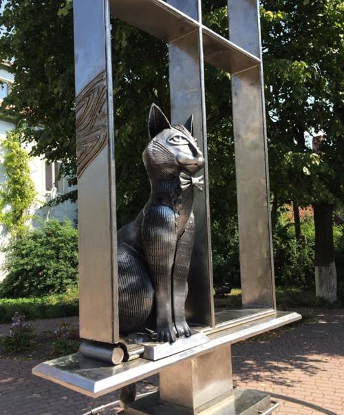 cat monuments