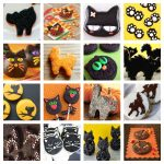 halloween cat cookie recipes feature