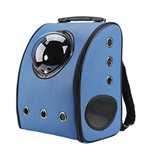 5ec679f40eb Texsens Innovative Traveler Bubble Backpack Pet Carriers for Cats and Dogs.  backpacks for cats