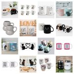 sets cat mugs couples feature