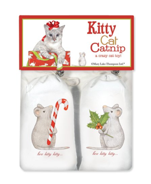 christmas cat toys