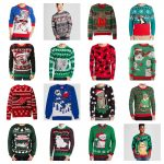cat christmas sweater men feature