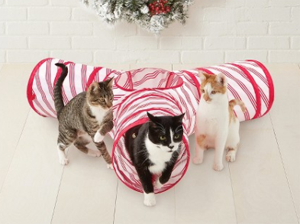 christmas cat houses scratchers tunnels beds caves