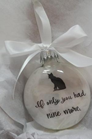 handmade cat ornaments