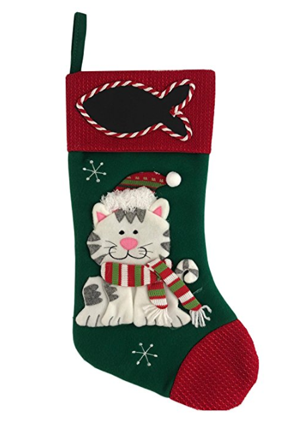 ce653a642 Cat Christmas Stockings For Kitties   The People Who Love Them ...