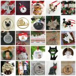 handmade christmas ornaments cat lovers feature