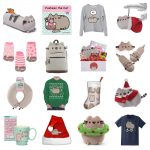 pusheen the cat christmas gifts feature