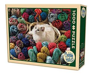 cat kitten puzzles