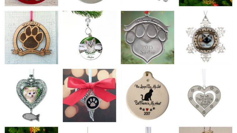 best cat memorial christmas ornaments feature