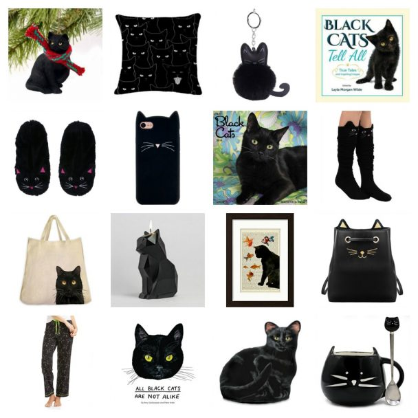 gifts black cat lovers feature