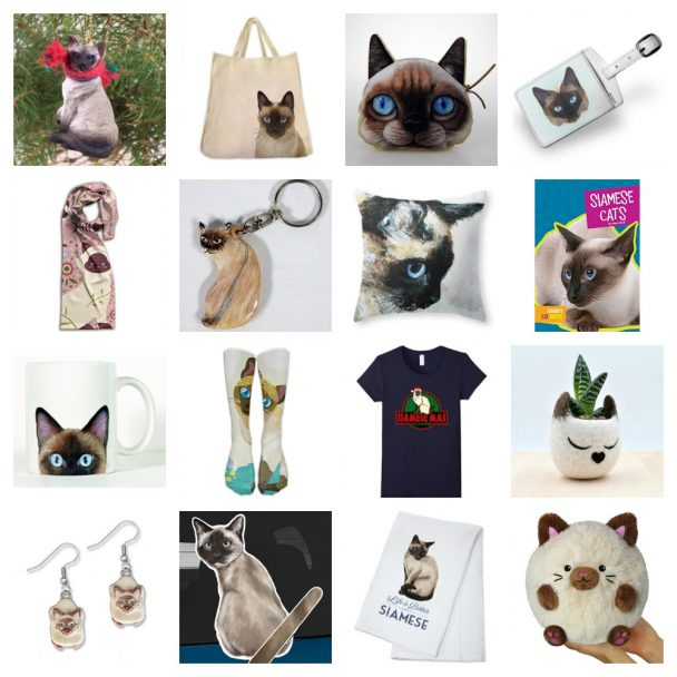 gifts siamese cat lovers people feature