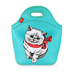 6a4dccf207eb Reusable Lunch Bags For Cat Lovers! – Meow As Fluff