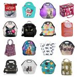 cat reusable lunch bags feature