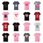 cat valentines day tshirts women feature