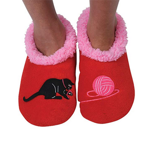 6985c865fe0d Slippers For Women Who Love Cats! – Meow As Fluff