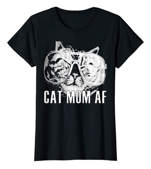 095bc8610 Cat Mom T-shirts That Are Purrfect For Mother's Day! – Meow As Fluff