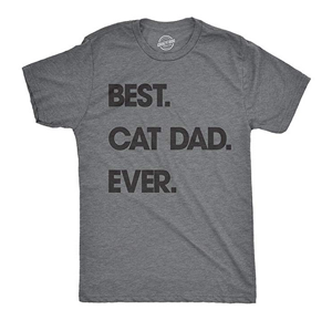 d9b94b20 Pawesome Tshirts For Cat Dads Who Love Their Kitties! – Meow As Fluff