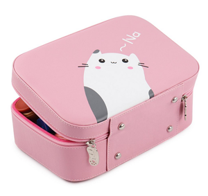 e37135bc6991 Cute Toiletry And Makeup Bags For Cat Lovers! – Meow As Fluff
