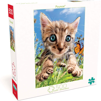 Cat II AS 500pc Puzzle DR