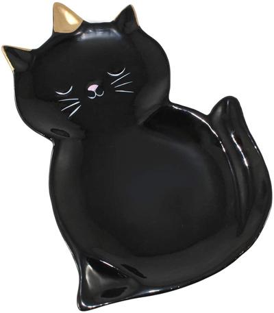 Favorite Cat Trinket Dish Boxed