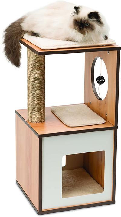 Cat Furniture Modern Bed Place, Modern Cat Bed Furniture